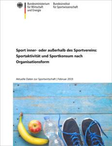Sportsatellitenkonto Deutschland: Aktuelle Ergebnisse zur Sportwirtschaft