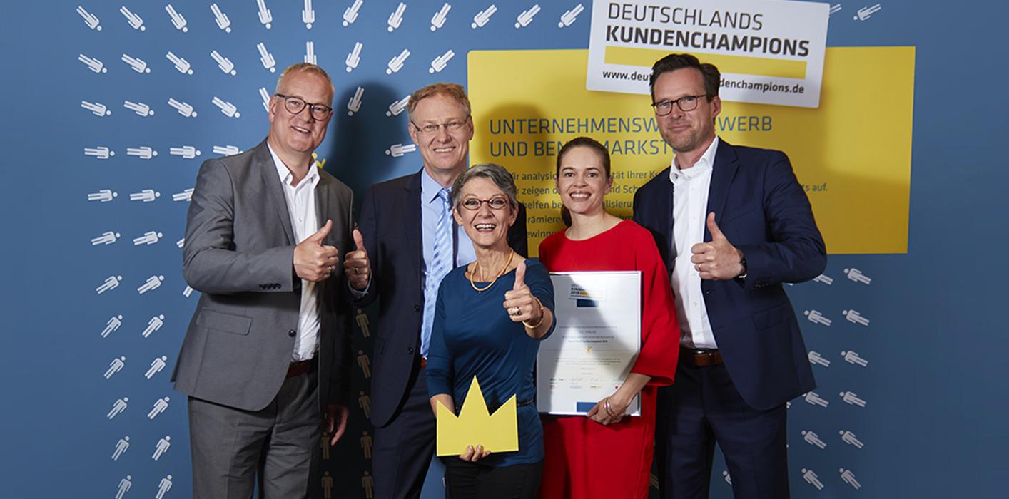 Deutschlands Kundenchampions